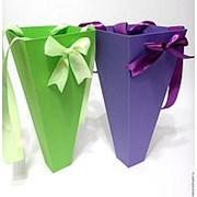 Конусы для цветов фото