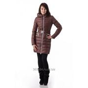 Зимнее женское пальто фото