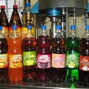 Напитки в ассортименте. фото
