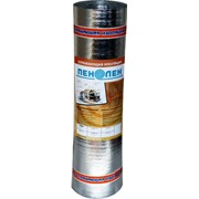 Отражающая изоляция Пенолен НПЭ МК (металлизированный на клеевой основе) 10 мм фото