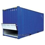 Обслуживание балк-контейнеров фото