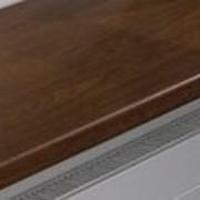 Подоконник дубовый, толщина 40 мм фото