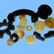 Продукция из полиуретана для горнодобывающей промышленности фото