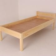Кровати детские из массива сосны эко 600-1400 фото