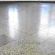 Напольная декоративная мозаичная плитка terrazzo из мраморной крошки. в Актобе фото