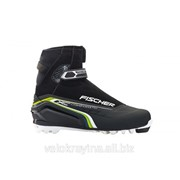 Беговые ботинки Fischer Xc Comfort Pro Blue Yellow-S20914 фото