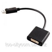 Переходник с разъема DisplayPort на DVI, Dp - DVI, для ноутбуков Apple фото