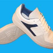Кроссовки с усиленными берцами Модель ГУС-1 белые фото