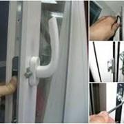 Замена ручек и фурнитуры пластиковых окон и дверей фото