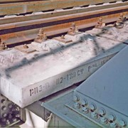 Плита безбалластного мостового полотна из сталефибробетона П4-190