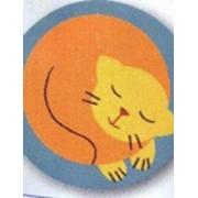 Детские круглые коврики фото