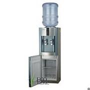 Напольный кулер с холодильником Ecotronic H1-LF фото