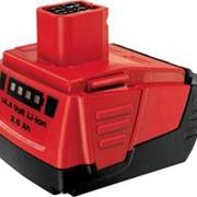 Аккумуляторная батарея B 144/2.6 Li-Ion: Номер артикула: 00273114 фото