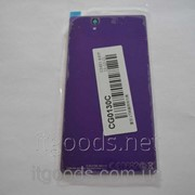 Задняя фиолетовая крышка для Sony Xperia Z C6602 | C6603 | L36h 3755 фото