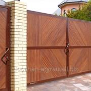 Распашные ворота Premium Classic фото