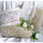 Свадебные валенки фото
