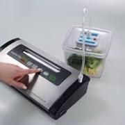 Вакуумный упаковщик Magic Seal для продуктов и т.д.(пакет в рубчик) фото