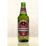 Тёмное непастеризованное пиво Генерал Ермолов фото
