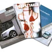 Журналы. Печать журналов фото