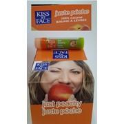 Бальзамы натуральные для губ Персик KISS MY FACE (США) фото
