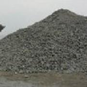 Крошка базальтовая гранулированная фото