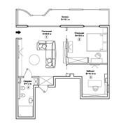 Разработка и реализация дизайн проектов офисных и жилых помещений фото