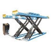 Подъемник ножничный г/п 4500 кг. платформы гладкие Werther-OMA (Италия) фото