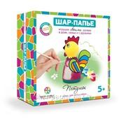 Набор для детского творчества из шар-папье Петушок фото