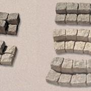 Тротуарный Бордюрный камень «Лиссабон» фото