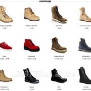 Обувь демисезонная фото