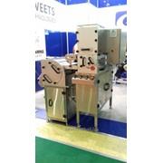 Формовочная машина для формирования пластичных продуктов с плоским дном SWBF-400 фото
