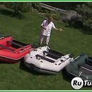 Лодки надувные ПВХ фото