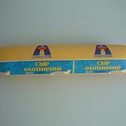 Сыр «Охотничий» 30%, плавленый. в пленке ТУ 9225-146-04610209-2003 фото