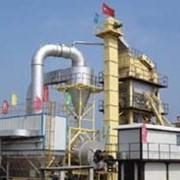 Асфальто-бетонный завод производительностью от 60 до 400 тонн в час. фото