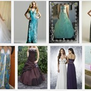 Бальные платья фото