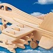 """Сборная модель МДИ """"Самолет Ф-18"""" П061 фото"""
