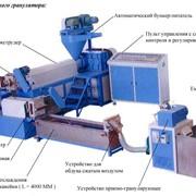 Оборудование по переработке пластика фото