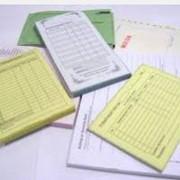 Изготовим Бланки, путевые листы, счета-фактуры, бланки типовых договоров фото