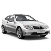 Автомобили легковые купе, Mercedes-Benz спорткупе CLC Class фото