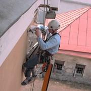 Услуги промышленных альпинистов фото