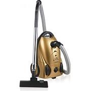 Пылесос BEON BN-801 бронзовый, с мешком д/пыли, 2500 Вт, мощ. всасывания 350 Вт фото