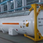 Танк – контейнер Т50, для перевозки СУГ (газ пропан, бутан LPG) фото