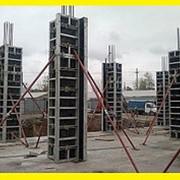 Монолитное строительство бетонных домов в Краснодаре фото