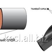 Рукав дюритовый Ø 27 мм 5атм фото