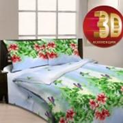 Ткань постельная Бязь 125 гр/м2 220 см Набивная Тропический 3989-2/S TDT фото