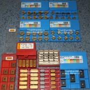 Резцы пластины твердосплавные тангенциальные LNUX 301940 сплав жс17 , кс35 , мс221 , Pramet фото