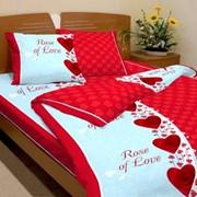 Ткани бязевые Красная Талка шир. 150 см. фото