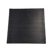 NoName Коврик диэлектрический , 75х75 см, черный фото
