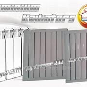 Отопительное оборудование TRITON алюминиевые радиаторы в Узбекистане фото