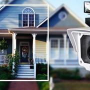 Установка и обслуживание систем видеонаблюдения. фото